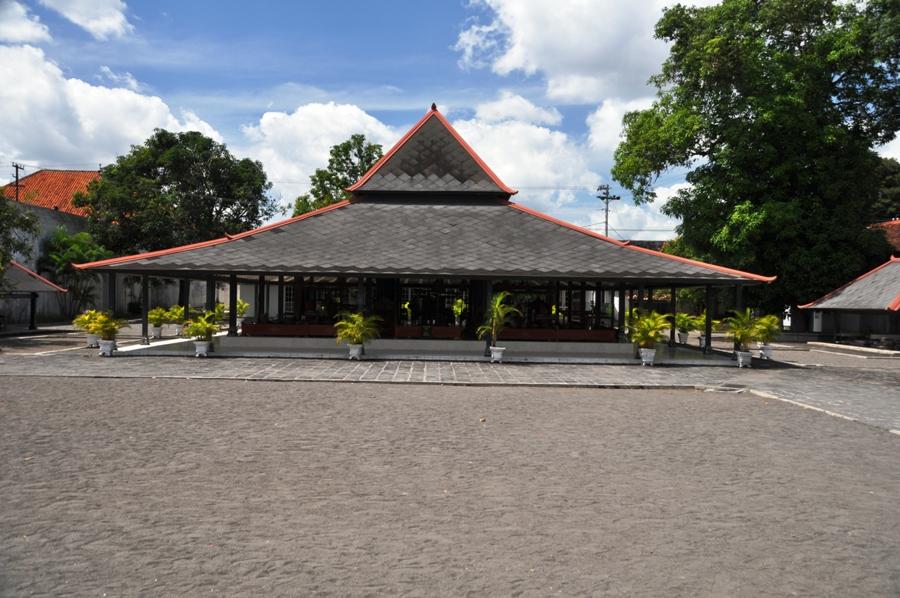 Yogyakarta  Palazzo Reale