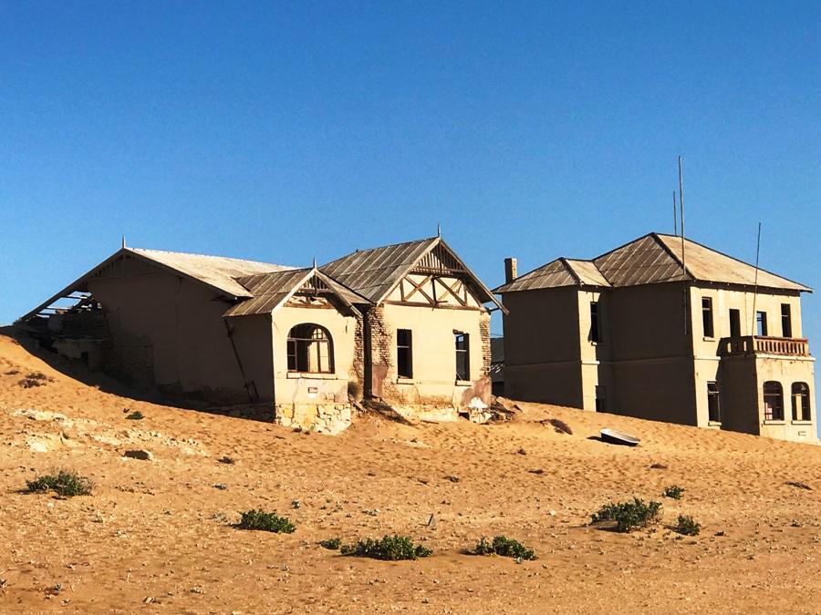 Kolmanskop, la città divorata dal deserto
