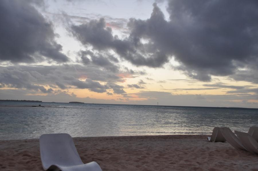 tramonto a Tikehau