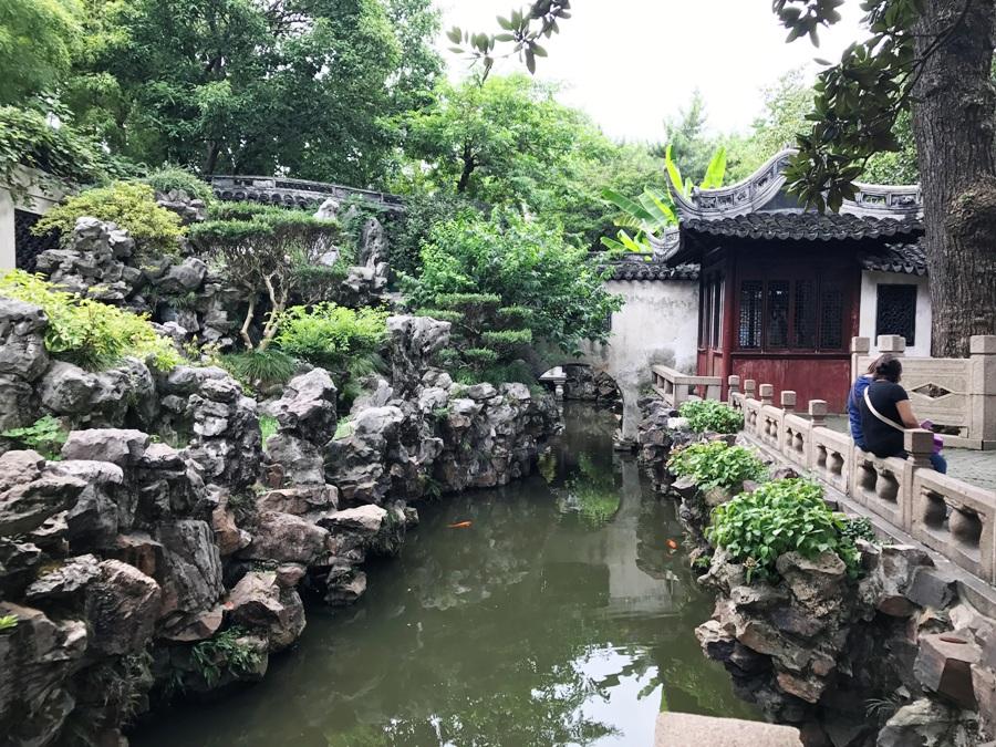 Yu Garden Shangai