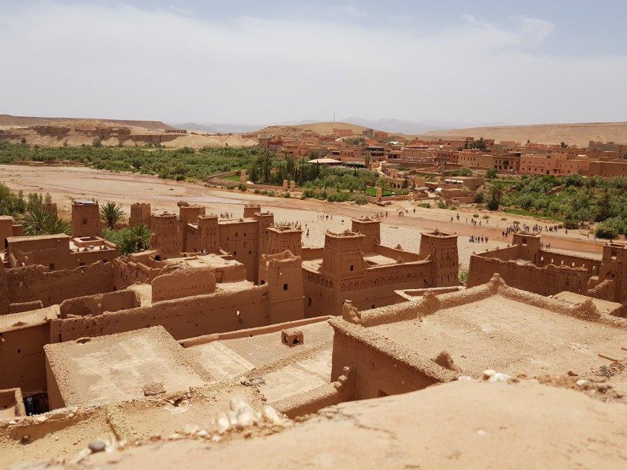 Marocco del Sud Hait Ben Haddou