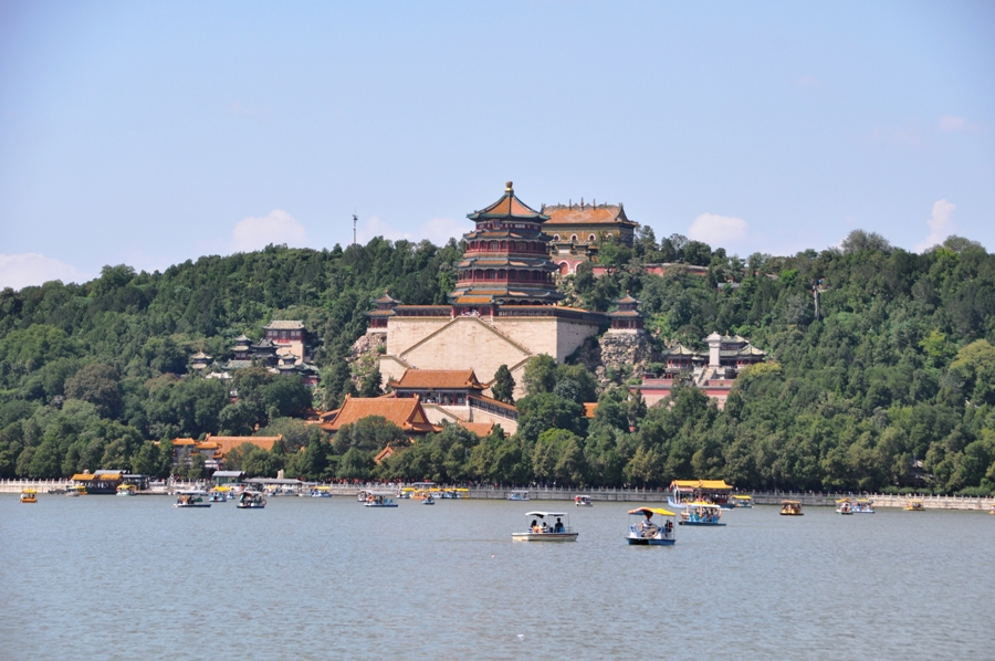Summer Palace Pechino