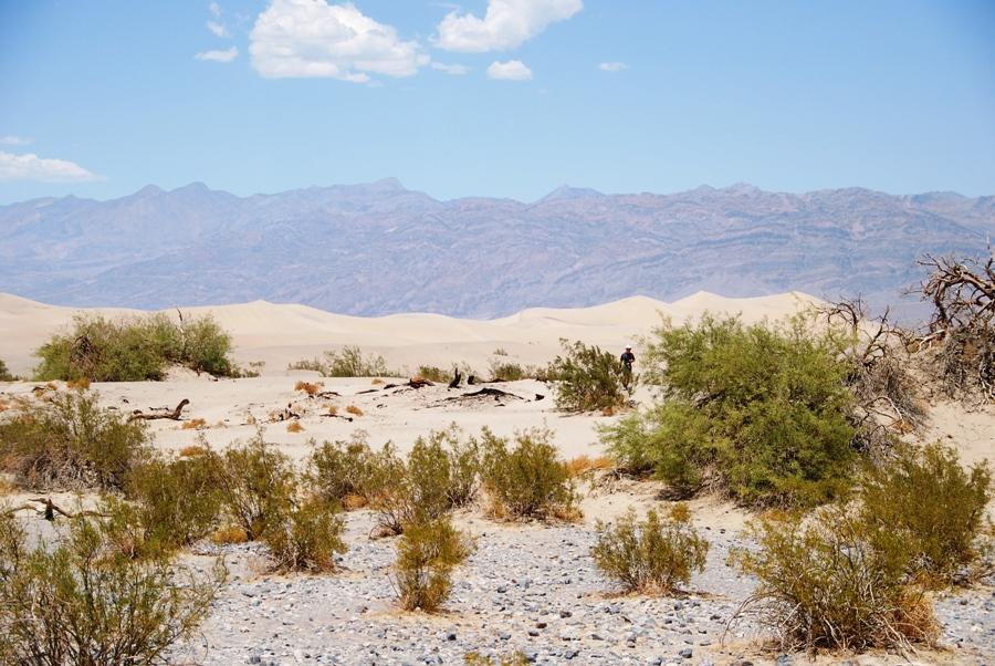 Death Valley deserto