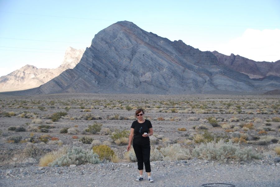 Rocce nella Death Valley
