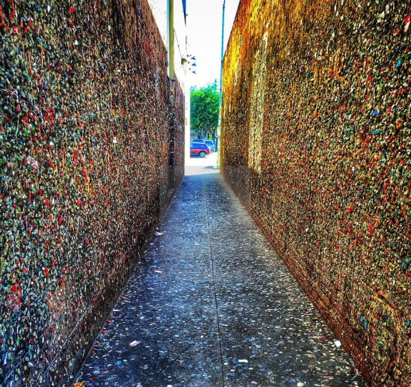 San Luis Obispo Bubblegum Alley