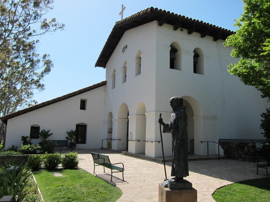 La Missione di San Luis Obispo