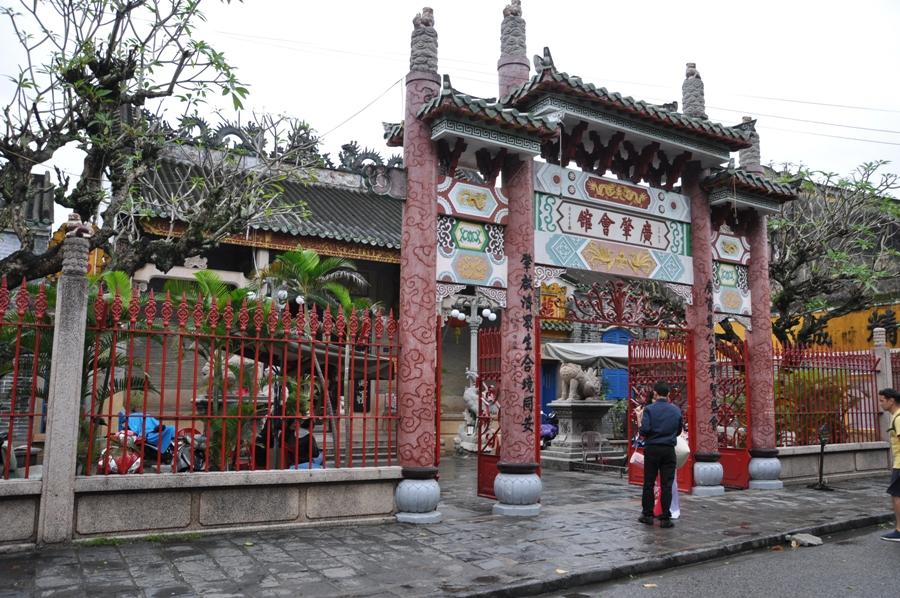 Sala delle Adunanze della Comunità cantonese
