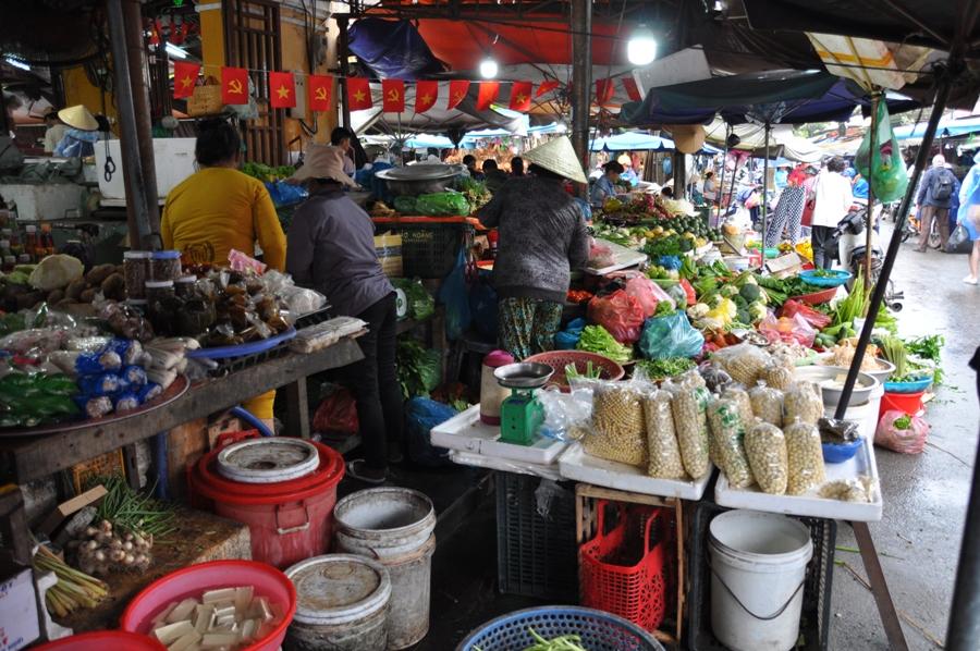 Mercato di Hoi An