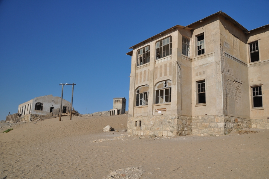 Edifici a Kolmanskop