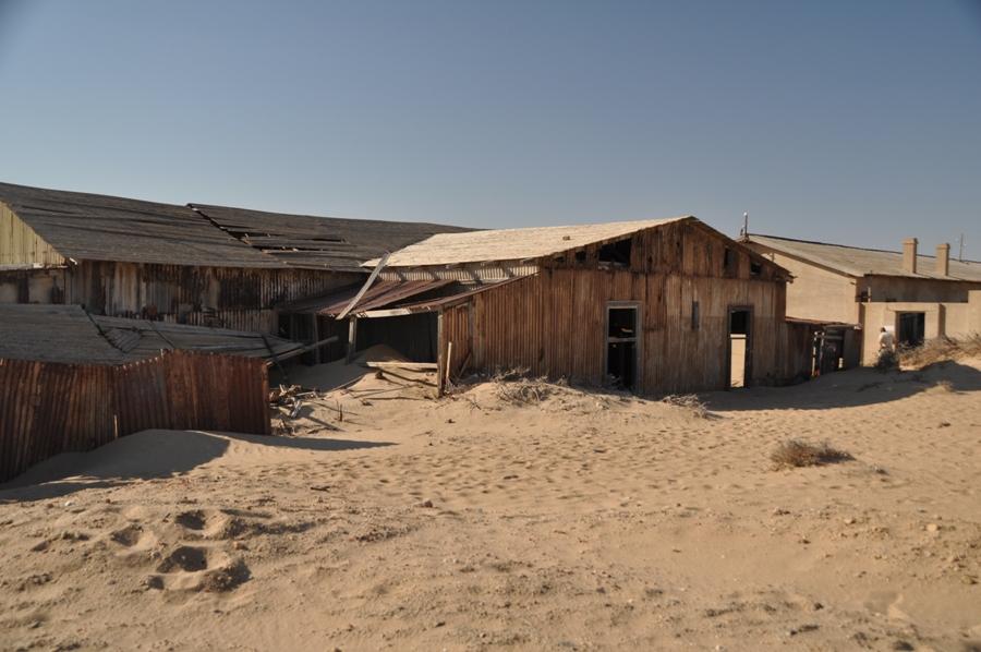 Kolmanskop Edifici