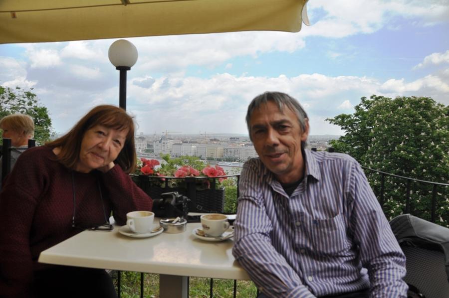 Nonni Avventura a Budapest