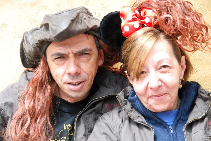 Nonni Avventura a Disneyland Parigi