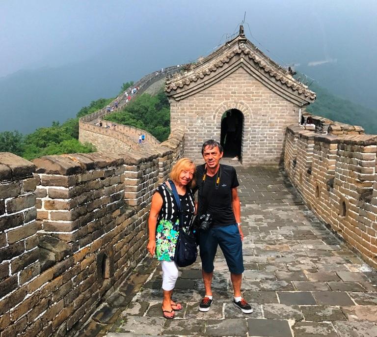 Nonni Avventura Grande Muraglia Cinese