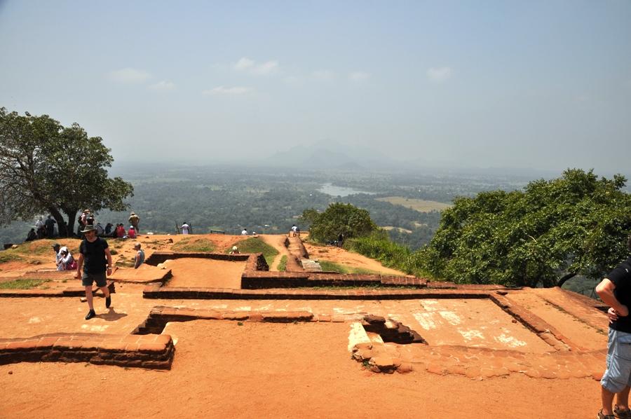 La cima della Rocca