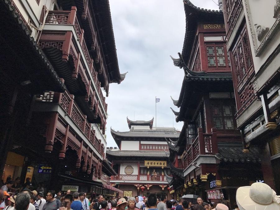 Shangai Chenghuangmiao