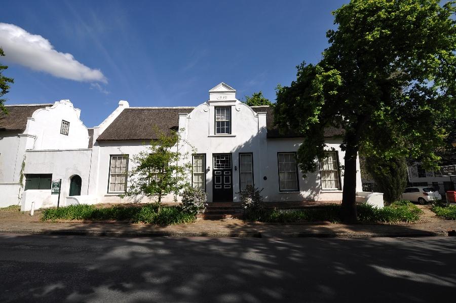 Stellenbosch Dorp Museum