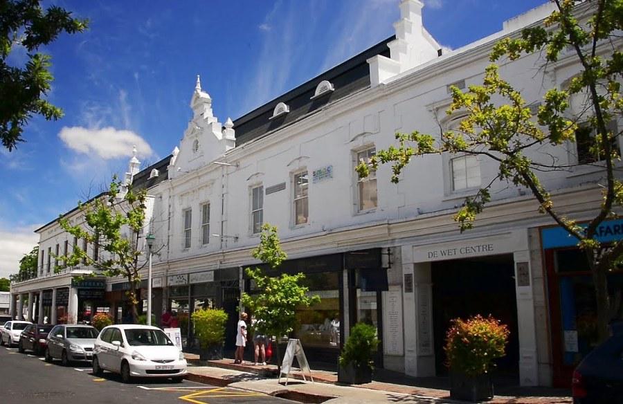Edificio a Stellenbosch