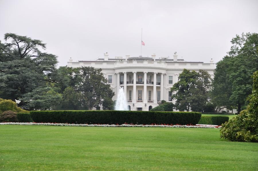 Washington DC The White House