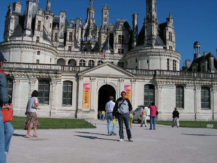 Castelli della Loira Chambord