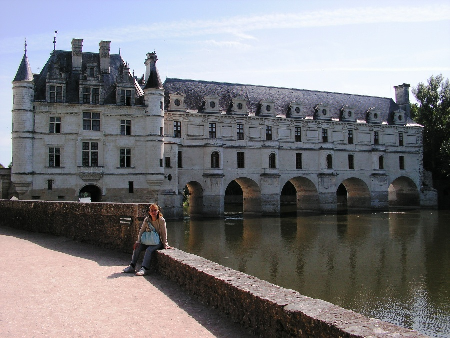 Castelli della Loira Castello di Chenonceau