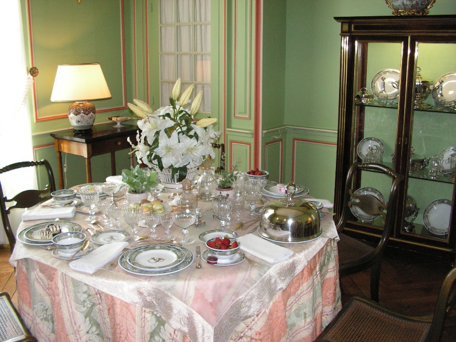 Cheverny Interno
