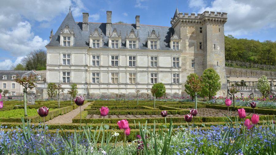 Castelli della Loira Villandry