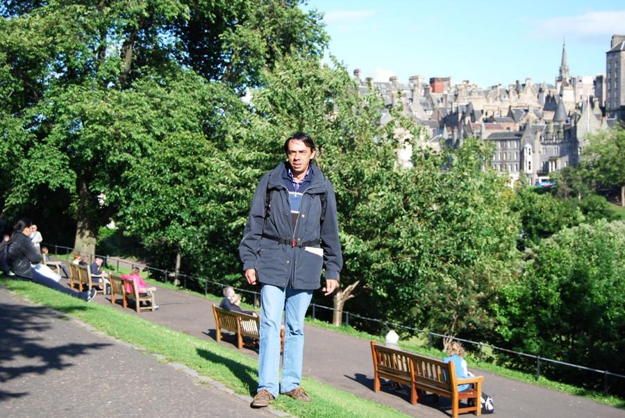 Edimburgo nel parco