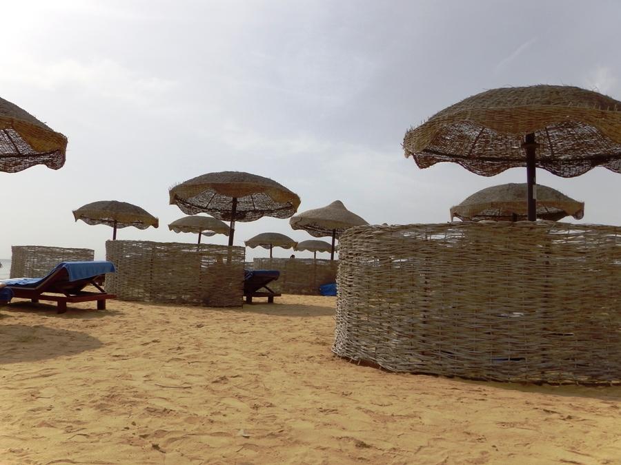 Marsa Alam La spiaggia del resort