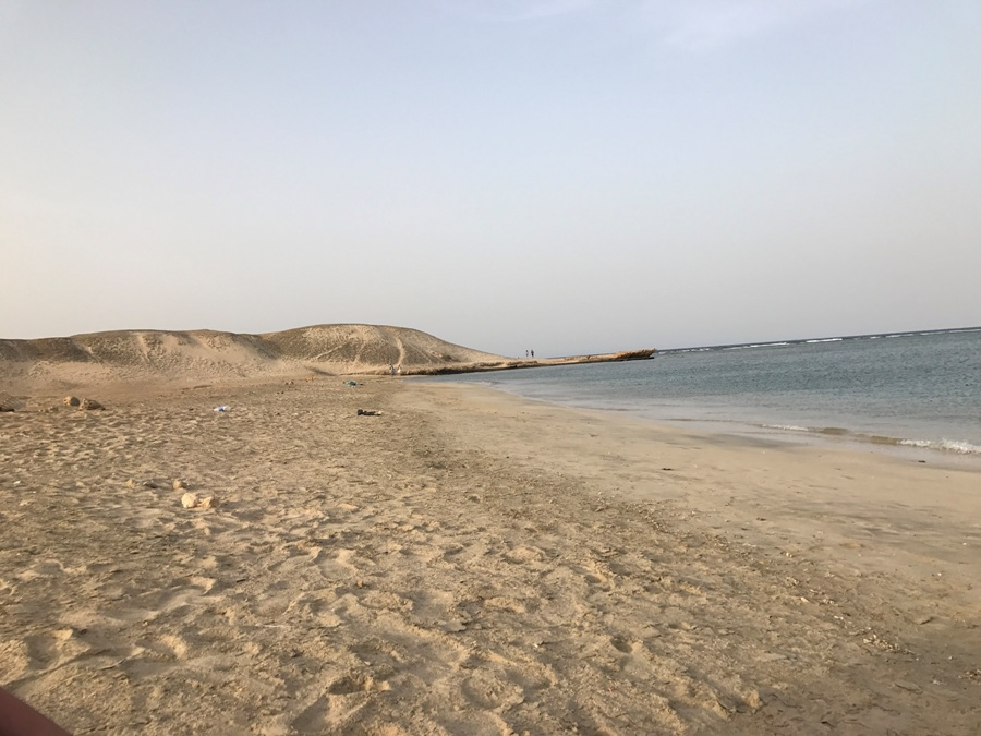 Spiaggia a Marsa Alam