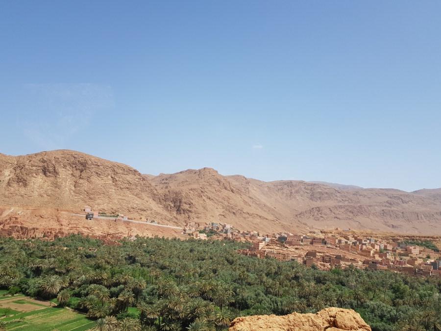 Marocco del Sud Strada delle mille Kasbah
