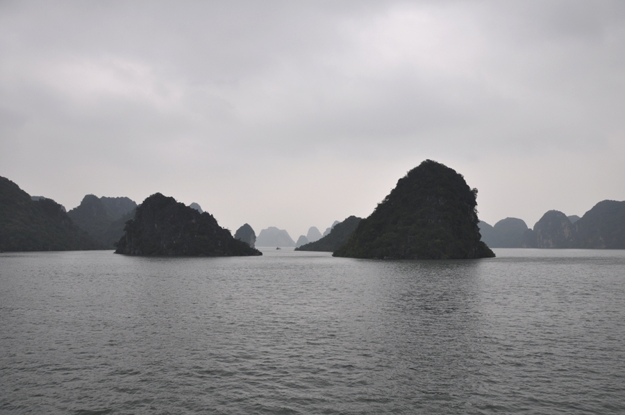 Vista della Baia