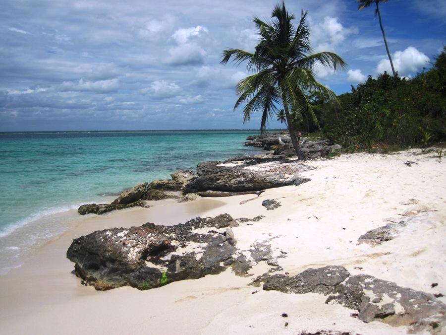 L'isola di Saona