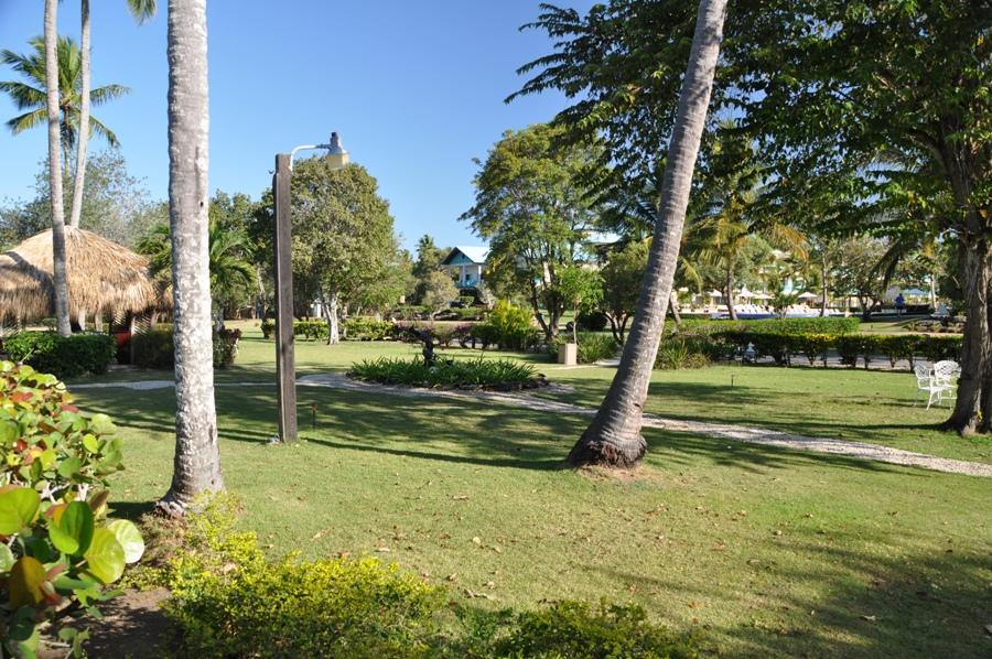 Bayahibe Il giardino del resort