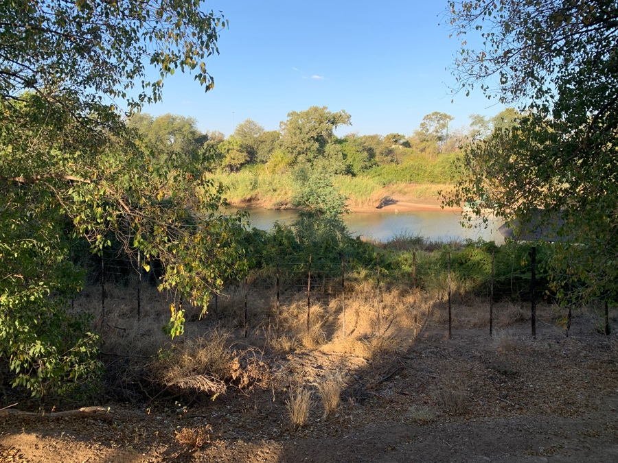 Il fiume Limpopo in Botswana