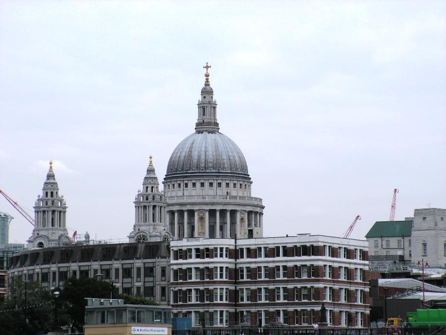 Londra Cattedrale di San Paolo