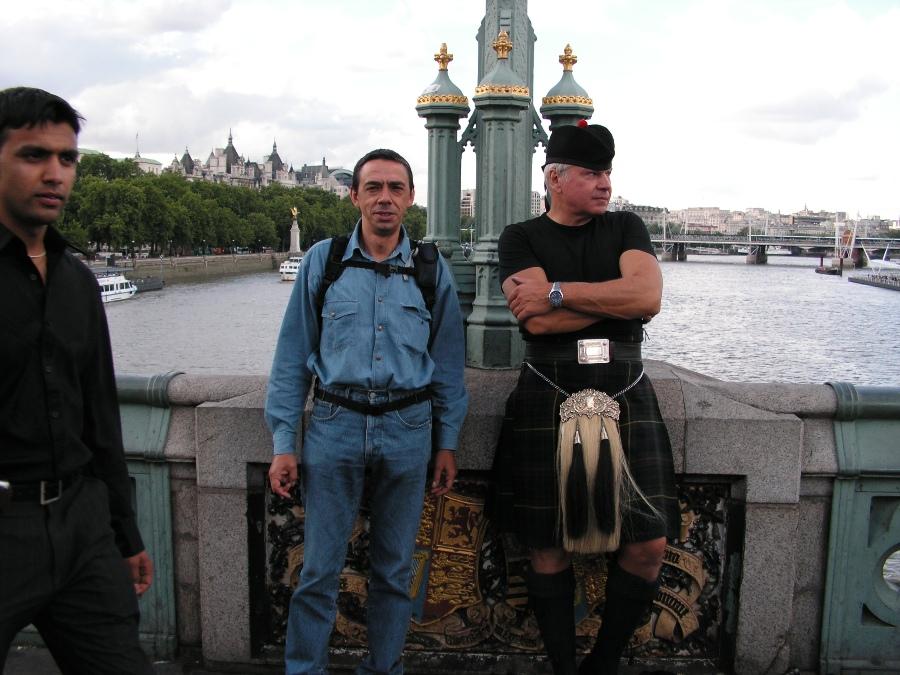 Sul Westminster Bridge