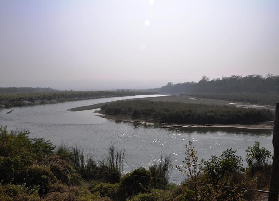Nepal Parco Nazionale di Chitwan