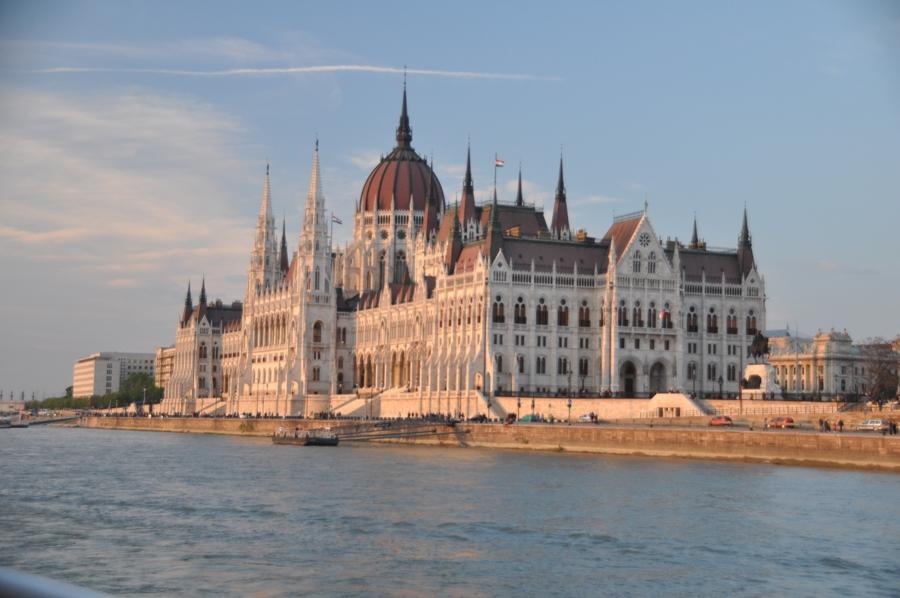 Esterno del Parlamento