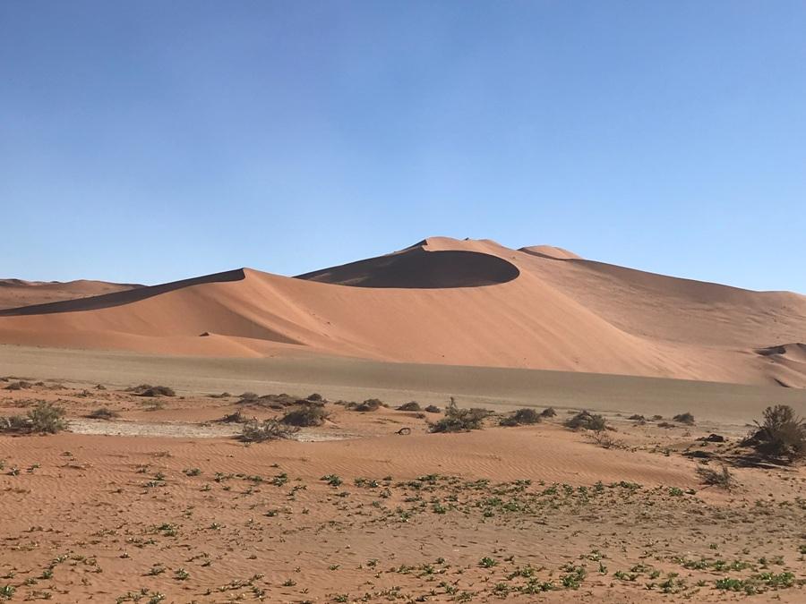 Dune rosse di Sossusvlei