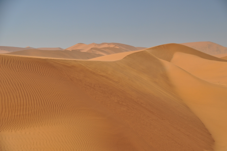 Dune a Sossusvlei