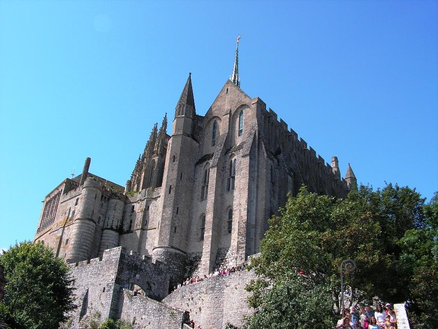 L'abbazia di Mont Saint Michel