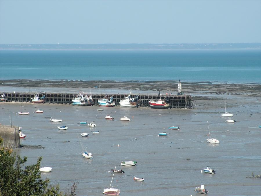 Il porto di Cancale