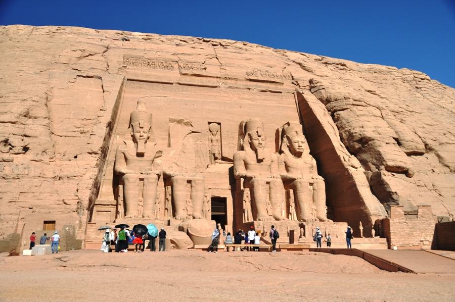 Egitto Abu Simbel