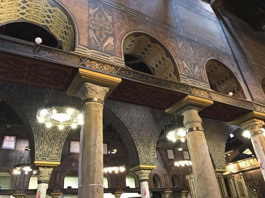 La Chiesa Sospesa al Cairo