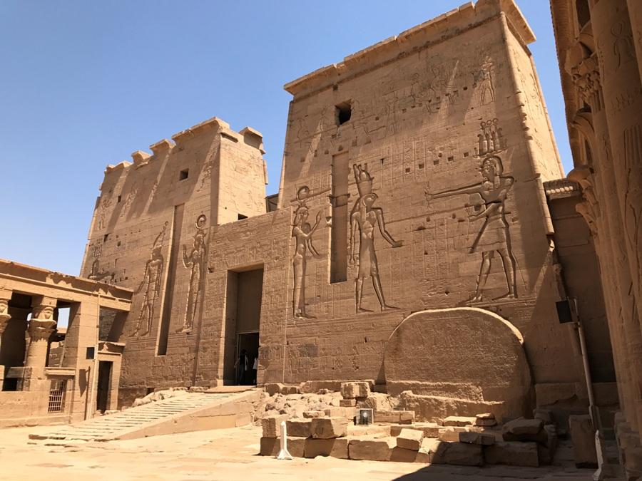 Egitto Tempio di Philae