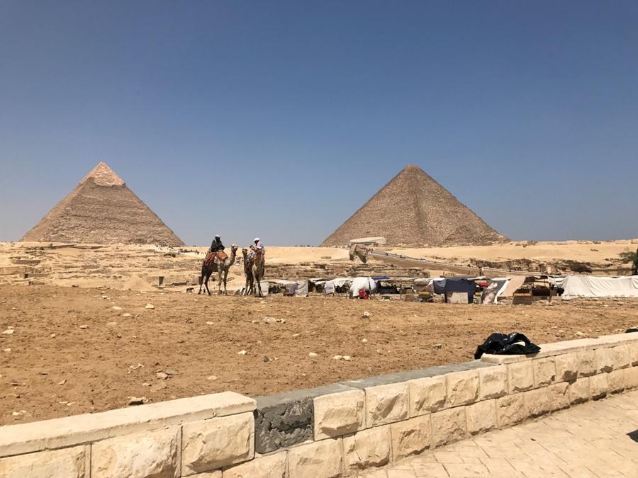 Le Piramidi di Giza