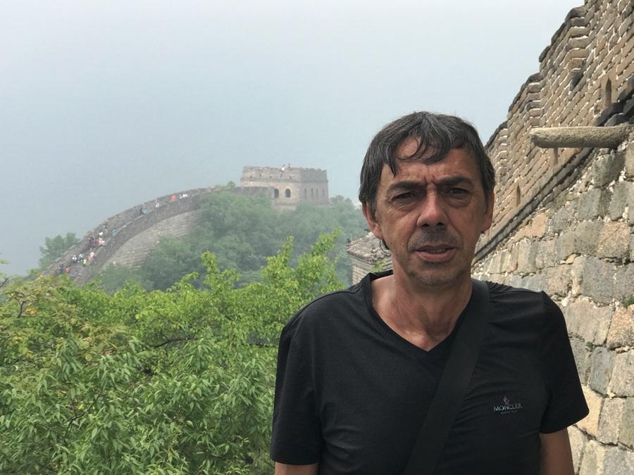 Souvenir della Muraglia Cinese