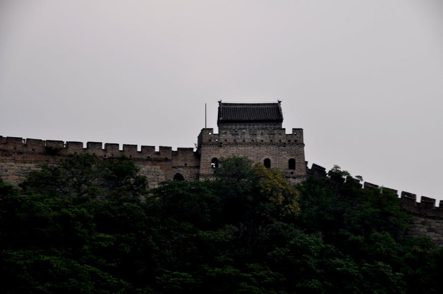 Grande Muraglia Cinese: una torre