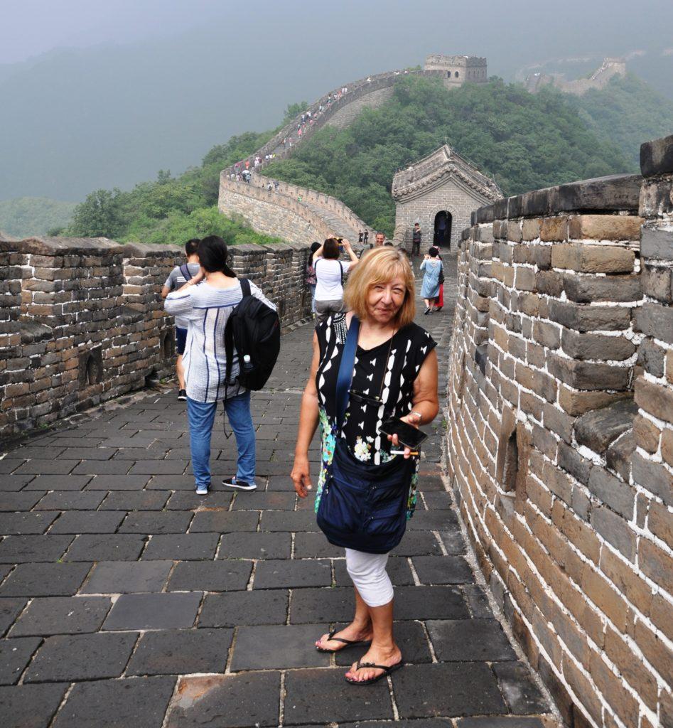 A spasso sulla Grande Muraglia