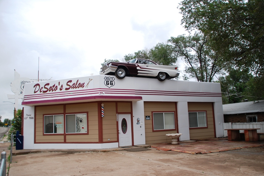 Sulla Route 66
